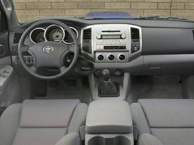 2008 Toyota Tacoma Base V6 In Salina Ks Marshall Nissan